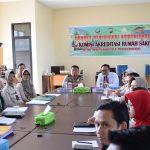 Sambutan Surveyor KARS Bpk. Tejo Trisno